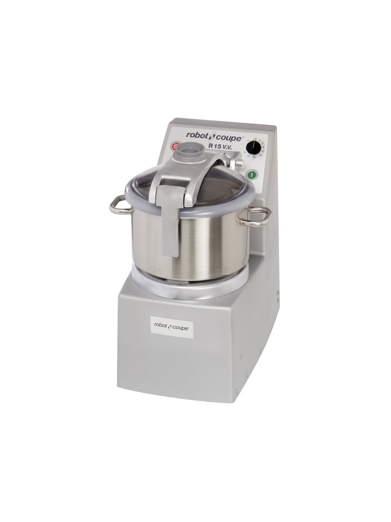 Robot Coupe R15 V.V. Vertical Cutter Mixer