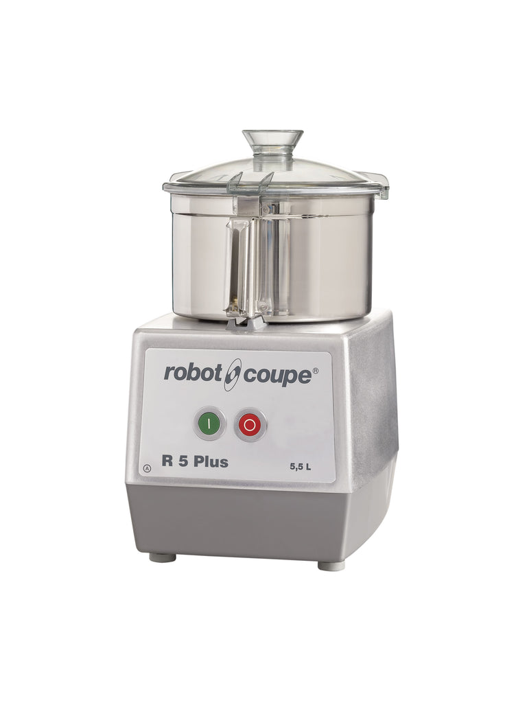 Robot Coupe R5 Plus Table Top Cutter Mixer