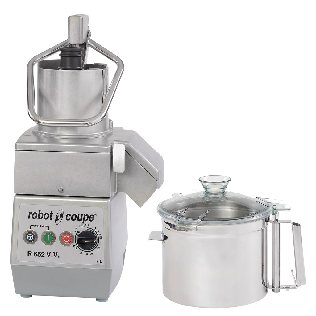 Robot Coupe R652 V.V. Food Processor