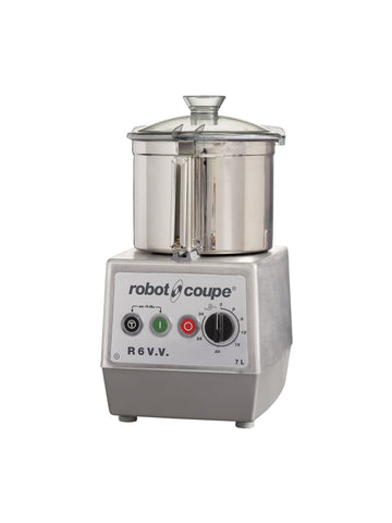 Robot Coupe R6 V.V. Table Top Cutter Mixer