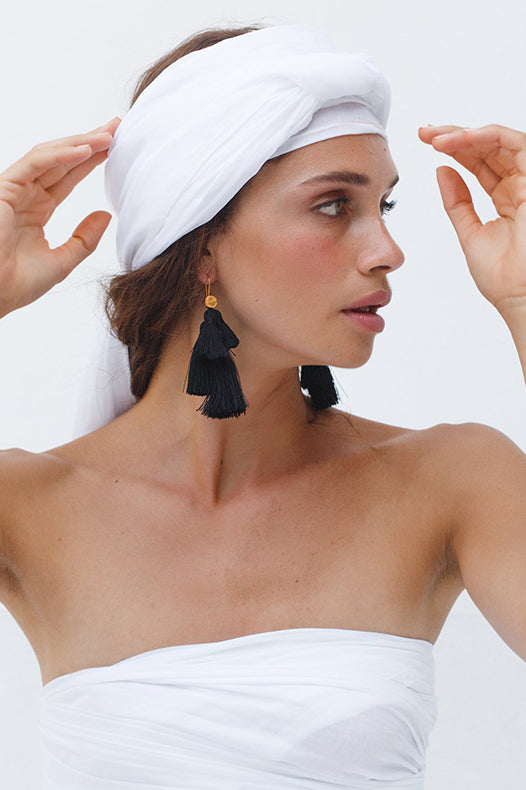 Ana Earrings | Black Book Fashion