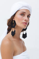 Lola Earrings | Black Book Fashion