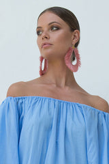 Silvia Earrings | Black Book Fashion
