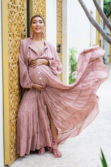Ella Rumba Dress - Maternity | Black Book Fashion