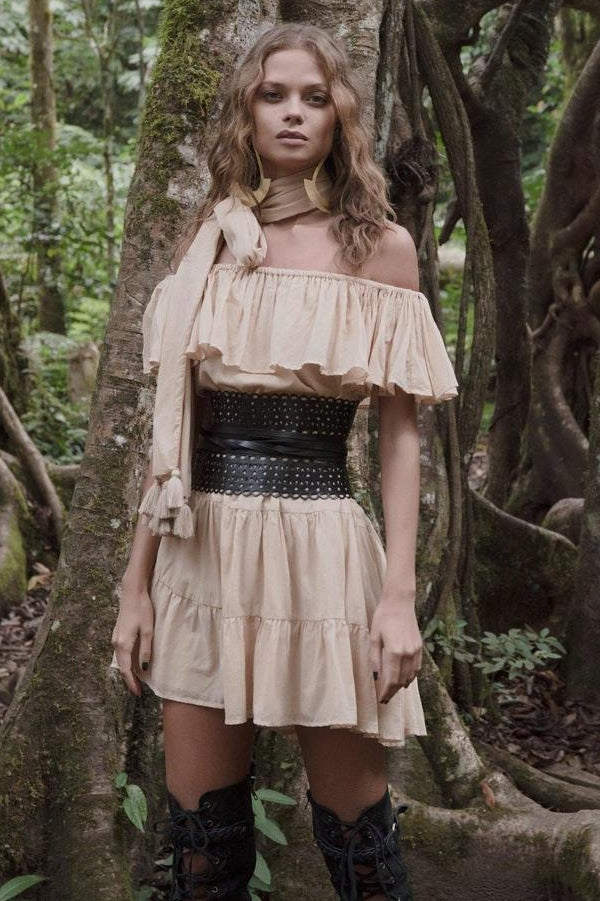 Rumba Rimba Short Dress | Black Book Fashion