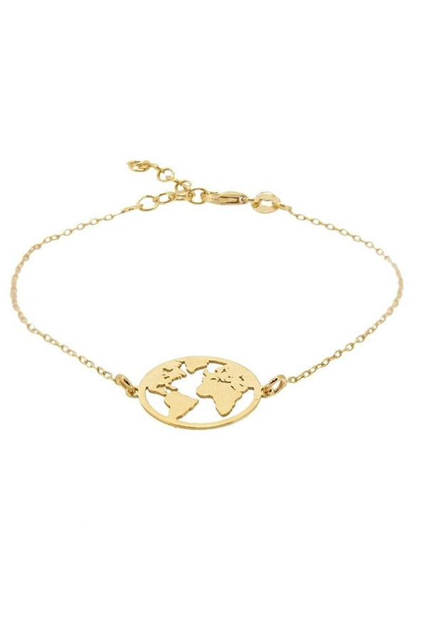 World Bracelet | Black Book Fashion