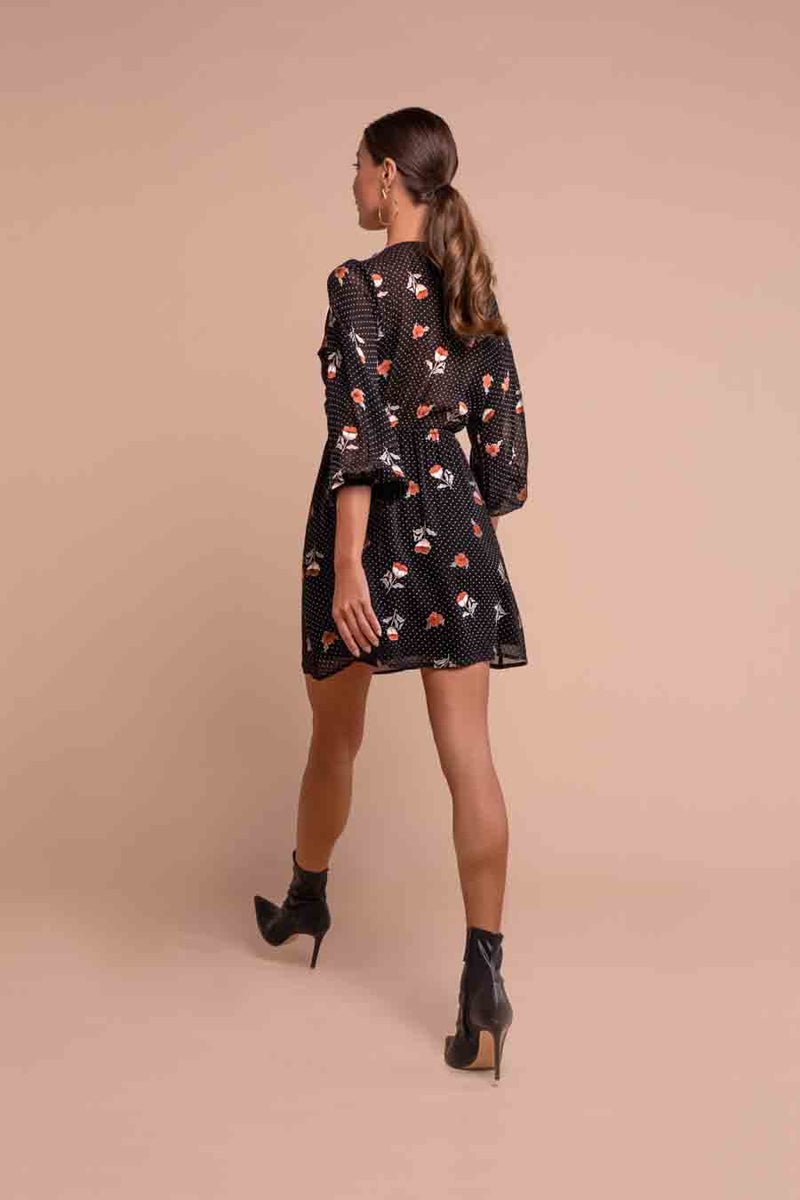 Gabriella mini dress | Black Book Fashion