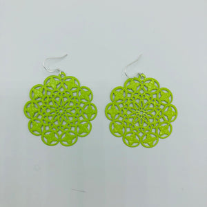 Filigree : Mandela - Connected, In-tune, Ever-evolving (lime green)