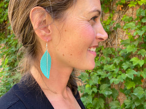 Time to Fly | Courage, Bravery, Freedom (Turquoise)