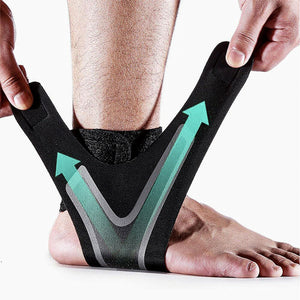 Premium 4D Adjustable Ankle Brace For Men & Women