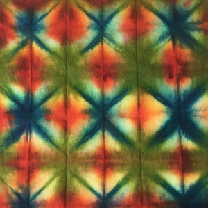 Fun with Fiber Reactive Dyes Workshop: Print, Paint, Dye