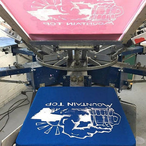 T-Shirt Press Rental