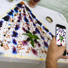 Load image into Gallery viewer, Floral Bundle Dyeing; Private Workshop, Group, or Event
