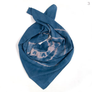 Sheer Cotton Bandana Scarves