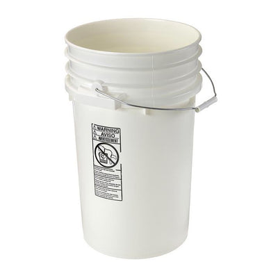 7 Gallon Plastic Bucket with Lid