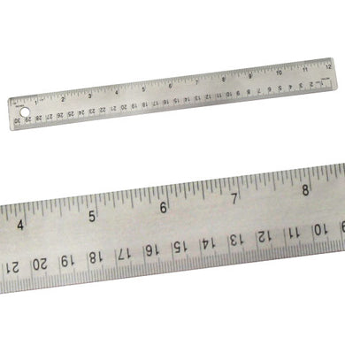 Stainless Steal Rulers