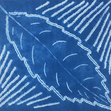 Load image into Gallery viewer, Stitch Resist Shibori Workshop with Organic Indigo