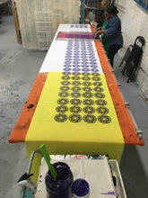 Load image into Gallery viewer, Textile Screenprinting Private Workshop: Repeat Pattern Printing