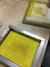 Load image into Gallery viewer, Stencil Silkscreening Workshop