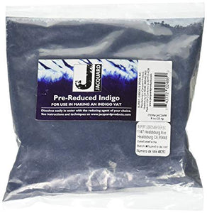 Pre-Reduced Indigo Dye
