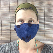 Load image into Gallery viewer, Eco Friendly Antibacterial Masks: medium weight