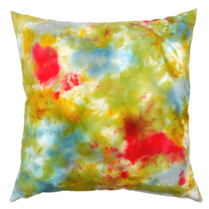 Snow Dyed Canvas Pillows