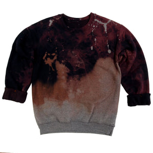 Anti-Dye Sweatshirt // Black
