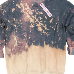 SALE Anti Dye Sweatshirt // Heather Grey