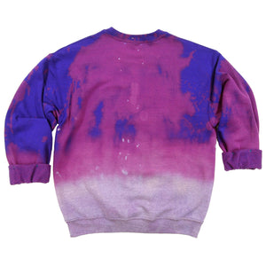 Anti Dye Sweatshirt // Royal Purple
