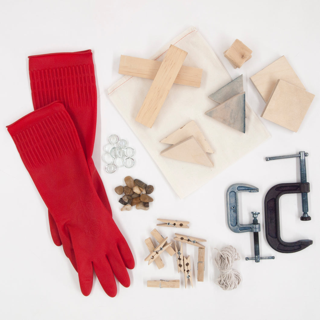 Shibori Tools Kit