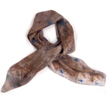 Load image into Gallery viewer, Bundle Dyed XL Bandana Silk Scarf