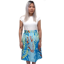 Load image into Gallery viewer, Teal Prairie Skirt SAMPLE