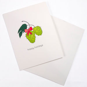 Letter-pressed Classic Holiday Cards