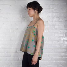 Load image into Gallery viewer, Summer Linen Tank Top // acorn grey