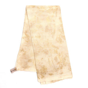 "Kitchen Tea Towel 28"" x 28"" // Bundle Natural Dye"