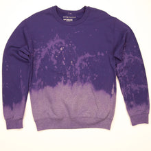 Load image into Gallery viewer, Sale Bin Anti Dye Sweatshirt // Purple