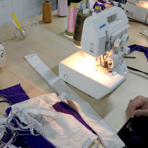 Overlock Machine Lessons