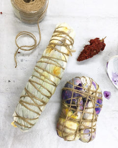 Floral Bundle Dyeing; Private Workshop, Group, or Event