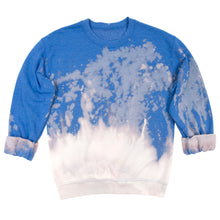 Load image into Gallery viewer, Anti Dye Sweatshirt // Glacier Blue