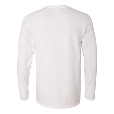 Blank Long Sleeve 100% Cotton Shirt