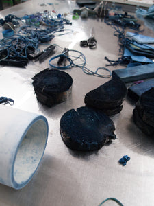 DIY Indigo Dye Session