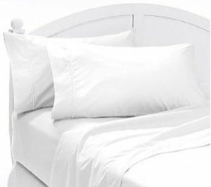Bright White Pillow Cases