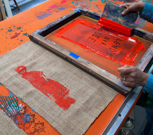 Silkscreen Learn ALL Private Workshop