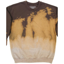 Load image into Gallery viewer, Anti Dye Sweatshirt // Chocolate Brown