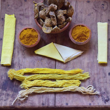 Load image into Gallery viewer, Turmeric Natural Dye Powder