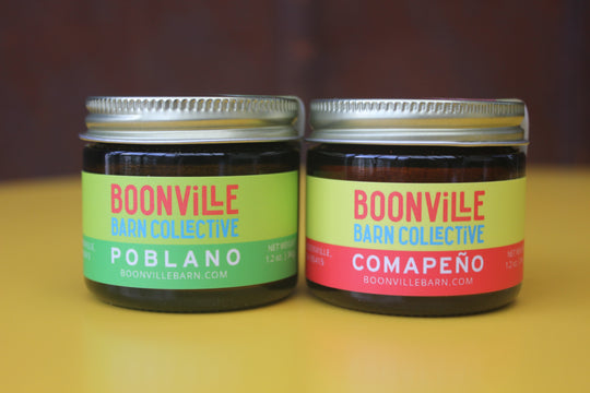 New Boonville Barn Collective Products! - February 2020