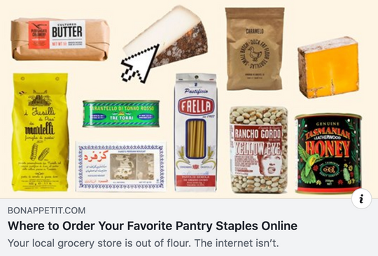 Where to Buy Good Food Online - April 2020