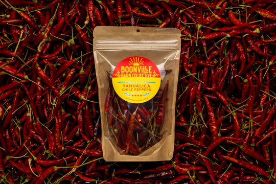 Whole Dried Chiles!
