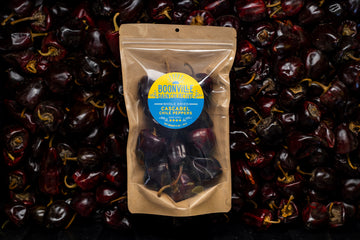 Whole Dried Cascabel Chiles