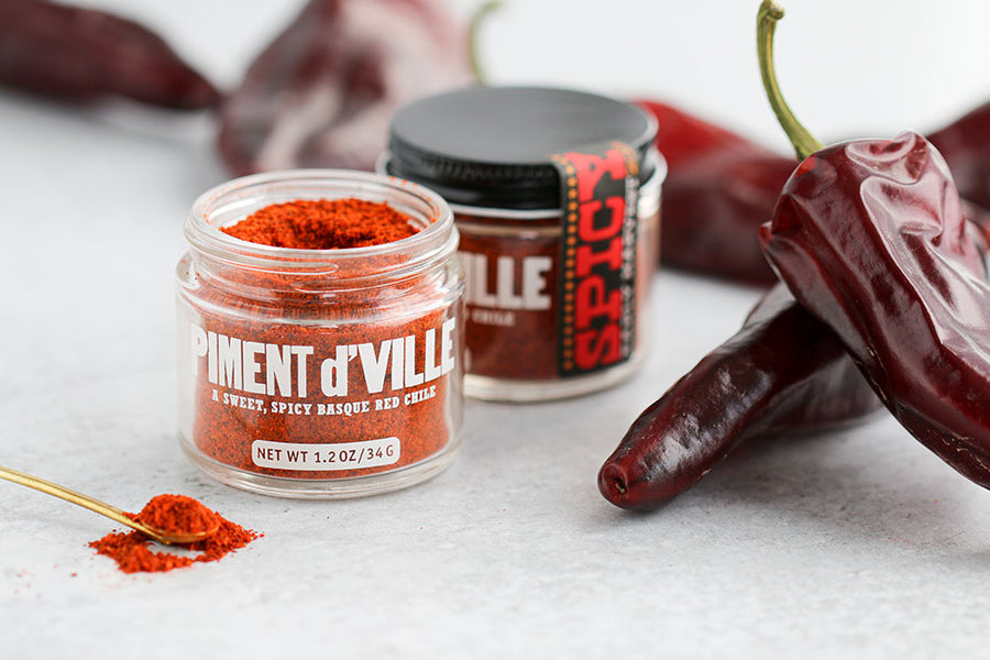 Spicy Piment d'Ville - 2 Pack
